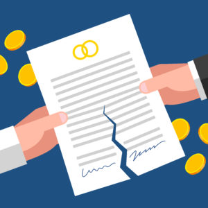 Prenuptial agreement and divorcement