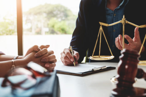 Divorce Lawyers in TN with Clients
