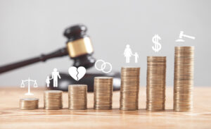 different types of divorce can be costly